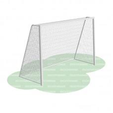 Ворота для мини-футбола (сетка в комплекте) Romana 203.08.00