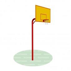 Баскетбольный щит (большой) Romana 203.11.01