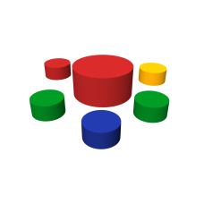 6 элементов