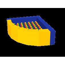 Сухой бассейн Фасолька