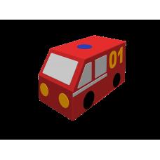 """Фургон """"Пожарная машина"""""""