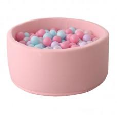 Сухой бассейн детский Romana Airpool (розовый)