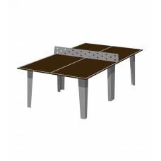 Стол теннисный (встроенная металлическая сетка) ROMANA 203.13.02-01